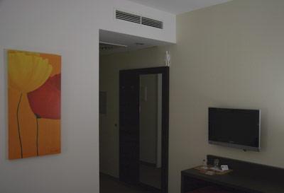 hotelzimmerspiegel