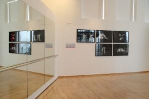 tanz&tod - spiegelinstallation und fotos einer pina bausch aufführung