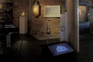 """tanz&tod - integration der videos von samuel beckett (""""das quadrat"""") und werner ruhnau in die dauerpräsentation des museums"""