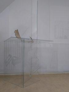 Atelierrundgang 2018 Glasarbeit